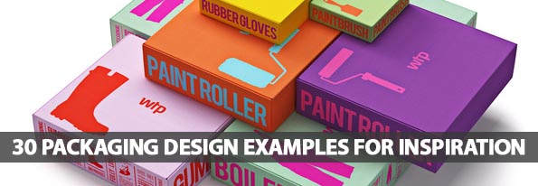 30 Packaging Design Examples For Inspiration