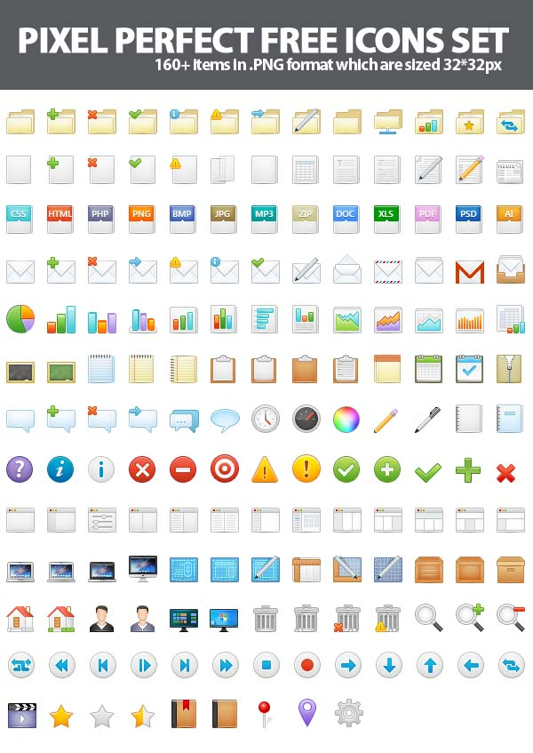 pixel-perfect-free-icons