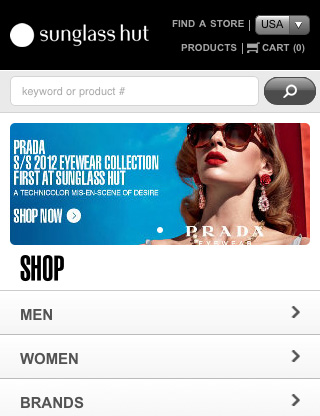 Mobile Web Design Examples For Inspiration