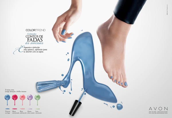 50 Fresh Examples Of Advertising Posters 8