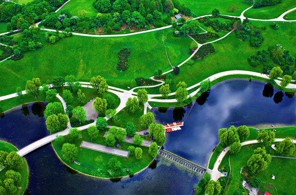 Beautiful aerial photography 23