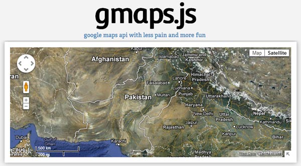 Easiest Google Maps Integration With GMaps.js