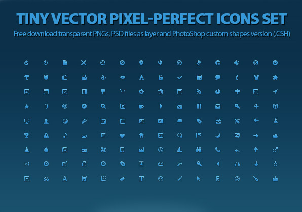 Free Vector Icons Pack 15