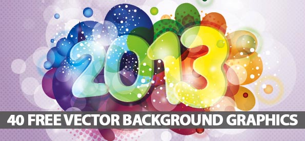 40 Free Vector Background Graphics