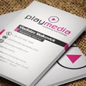 Post Thumbnail of Business Cards Design: 32 (Really) Creative Examples