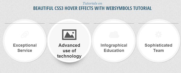 CSS3 and jQuery Tutorials - 5