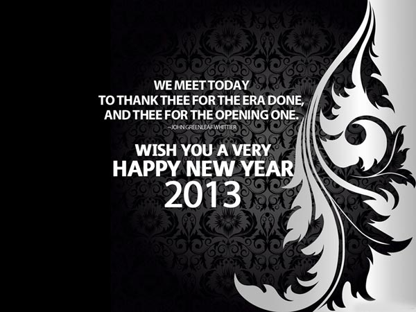 New Year 2013 Wallpapers 15