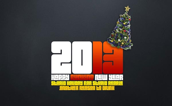 New Year 2013 Wallpapers 20