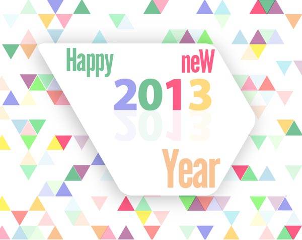 New Year 2013 Wallpapers 34