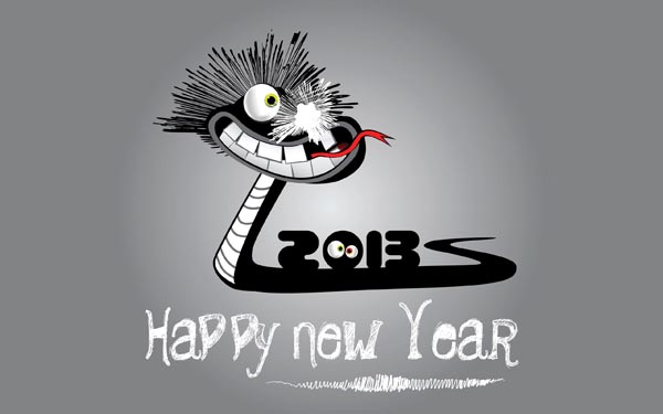 New Year 2013 Wallpapers 7