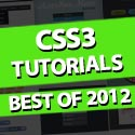 Post Thumbnail of CSS3 Tutorials Best Of 2012