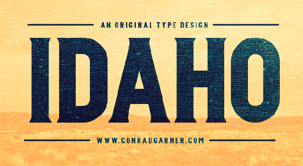 Free fonts for graphic designers - 17