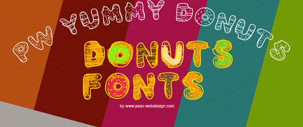Free fonts for graphic designers - 5