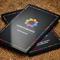 Post Thumbnail of Modern Business Cards Design
