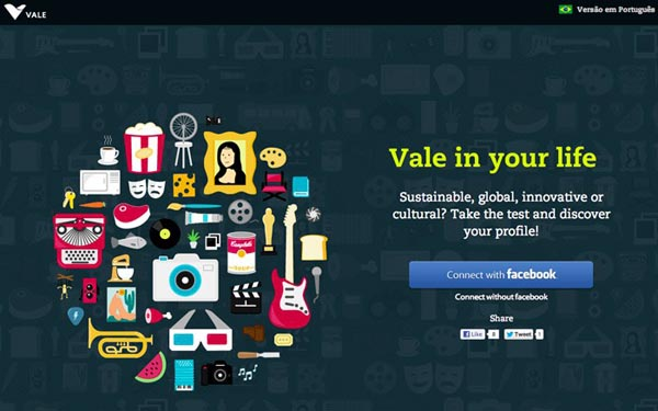Inspiring Examples of Web Design - 4