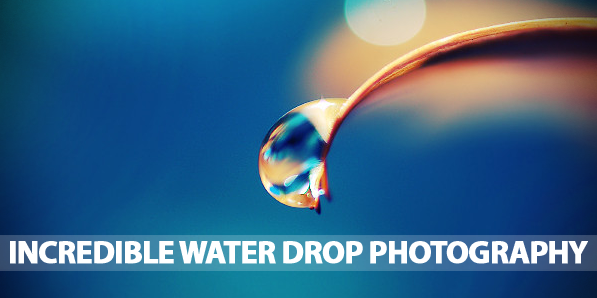 35 Incredible Examples Of Water Drop Photography