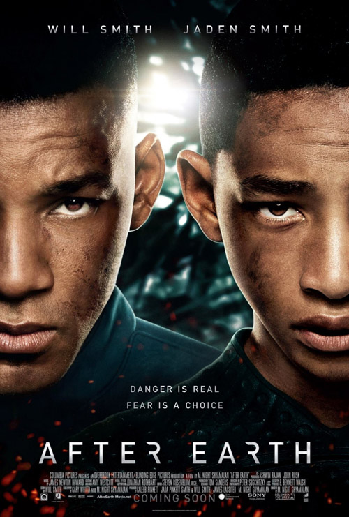 After Earth Poster movie posters