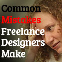 Post thumbnail of Common Mistakes Freelance Designers Make