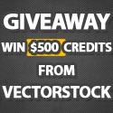 Post Thumbnail of Giveaway: Win $500 credits for High Quality Vectors from VectorStock