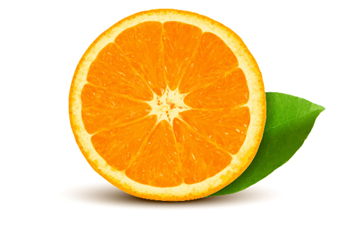 Illustrator Tutorial: How to Create Quickly a Realistic Vector Orange