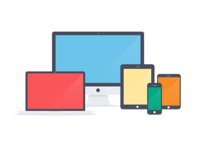 Flat Devices with Free PSD Mockups-2