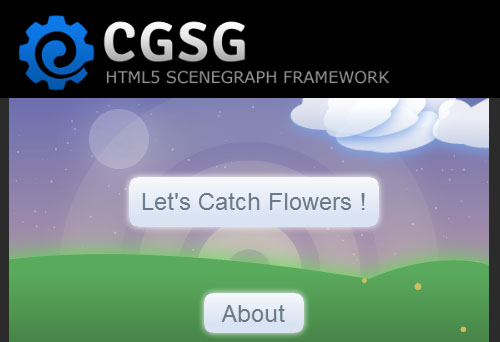 cgSceneGraph: Animation Framework With HTML5 Canvas