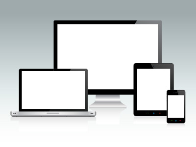 Flat Devices with Free PSD Mockups-11
