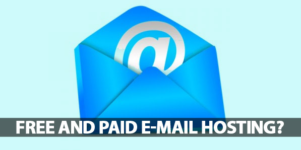 What Is Free And Paid E-Mail Hosting?