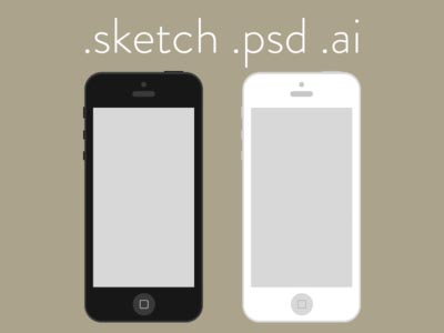 Flat Devices with Free PSD Mockups-19