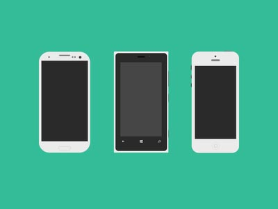 Flat Devices with Free PSD Mockups-3
