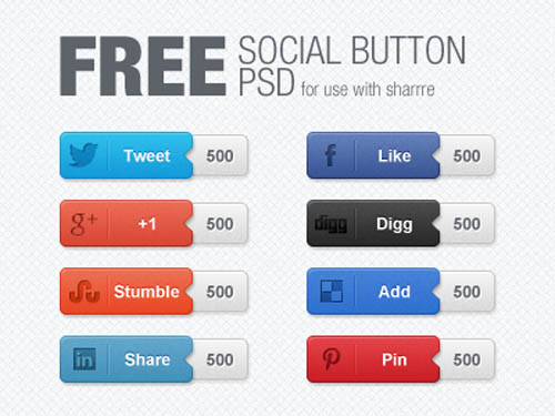 free psd buttons-17