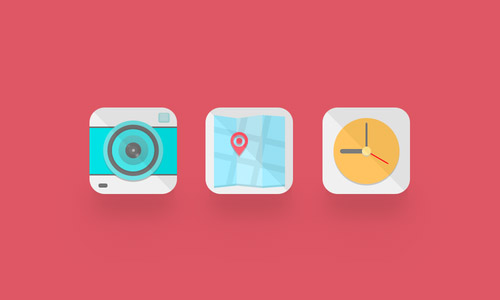 Clearn Flat Icons
