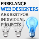 Post thumbnail of Freelance Web Designers are Best for Individual Projects