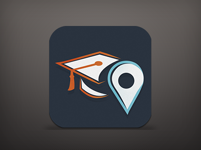 Learn Around mobile app icons