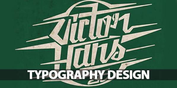 50 Remarkable Examples Of Typography Design