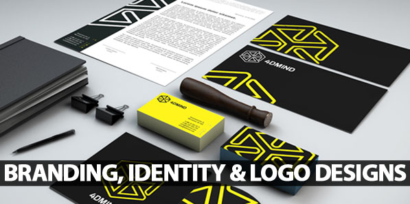 25 Outstanding Examples Of Branding, Visual Identity and Logo Designs