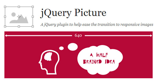 jQuery Picture: A jQuery Plugin For Responsive Images