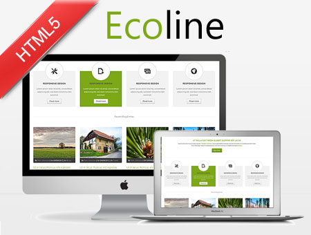 Ecoline – Environent Protection Web Template