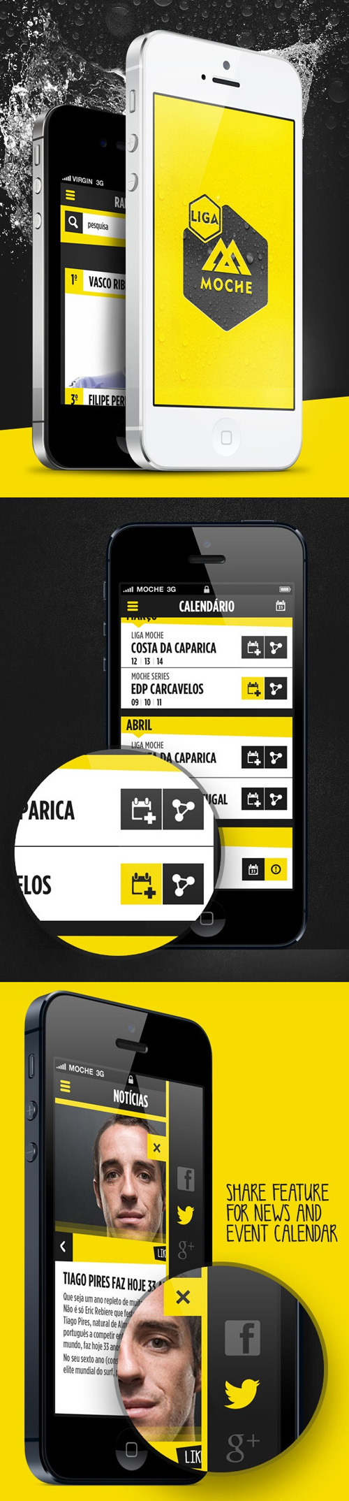 Flat Mobile UI Design and UX-18