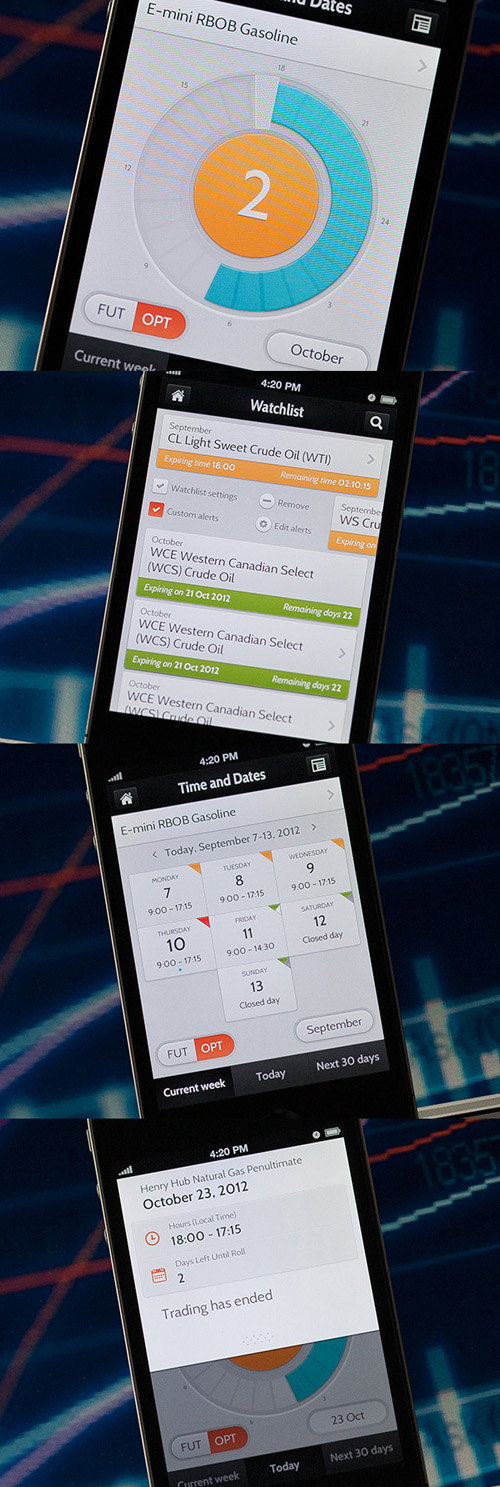 Flat Mobile UI Design and UX-20