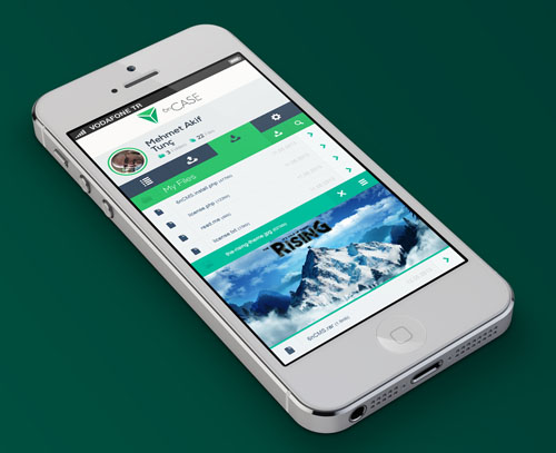 Flat Mobile UI Design and UX-41