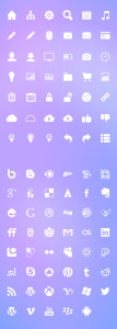 Beautiful Flat Icons Preview 2