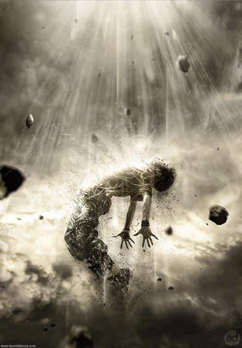 Create a Powerful Human Disintegration Effect in Photoshop