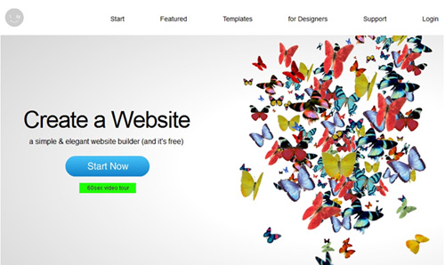 IMCreator web builder
