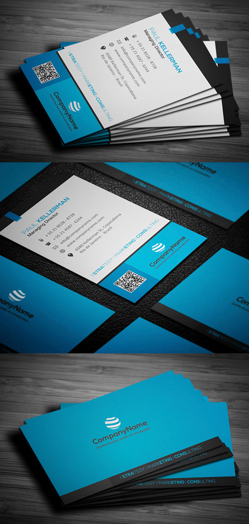 Business Cards Design: 50+ Amazing Examples to Inspire You - 10