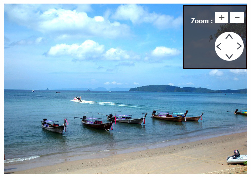 Pan and Zoom Touch Enable jQuery Plugin