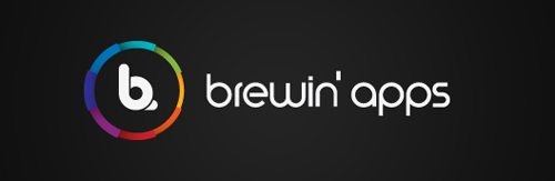 Brewin' apps Logo Design