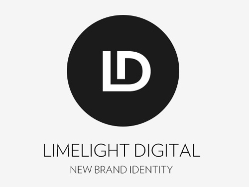 Limelight Digital Logo Design