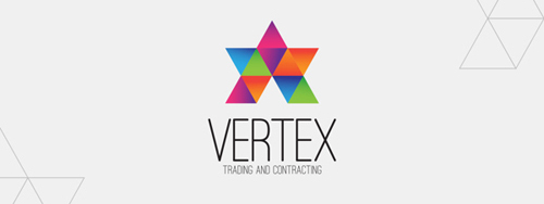 Vertex Logo Design