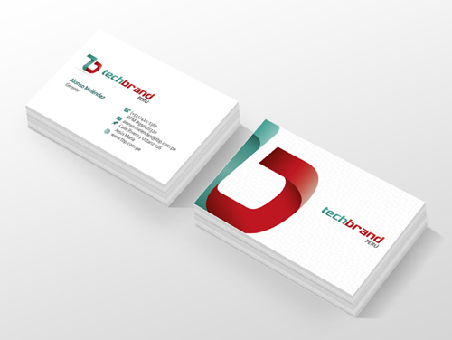 Techbrand Business card